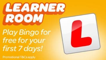 Learner room at Sun Bingo