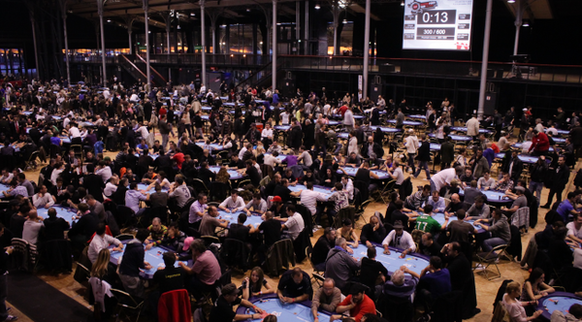 Winamax Poker Tour 2013 Paris