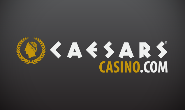 Here is the Caesars Casino logo