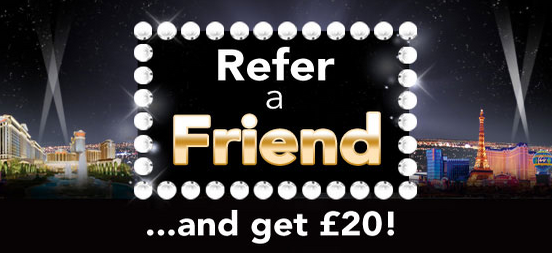 Here is the Refer a Friend promotional image