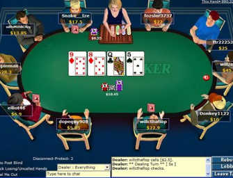 New to Poker?  Use an Online Poker School