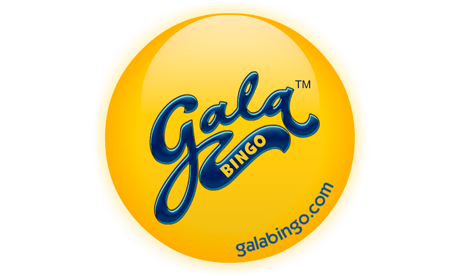 Gala Bingo Logo Screenshot