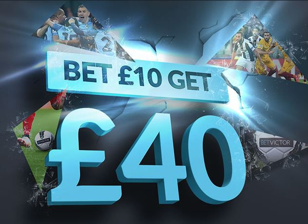 BetVictor sign-up offer