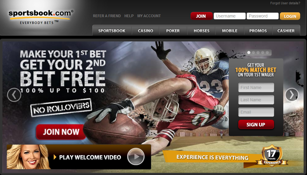 bet on us sportsbook promotion code