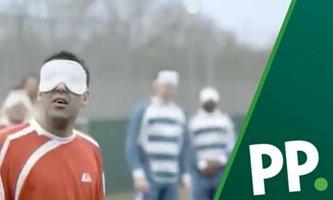 PaddyPower Blind Football Ad- Fair play or Foul play