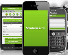 Stan James on Mobile Photo