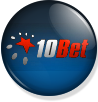 Here is the 10Bet logo