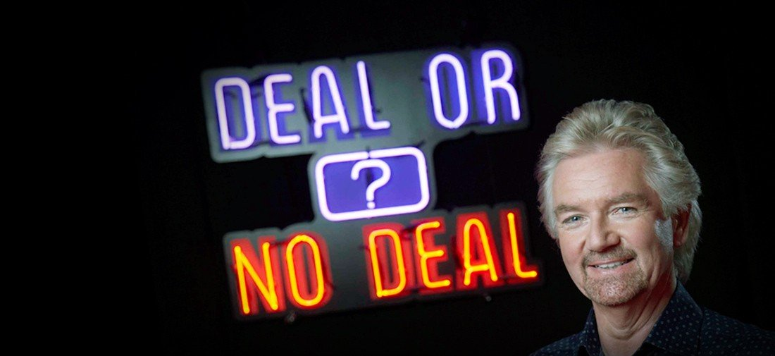 William hill deal or no deal
