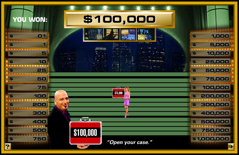 Playing Deal Or No Deal Online For Free