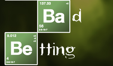 breaking bad betting logo