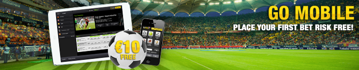 promotion for sportsbetting site betfirst