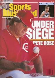 pete rose cincinnati reds sports illustrated cover