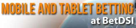 Mobile and tablet betting betdsi