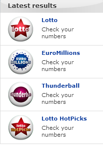 National Lottery Online Play