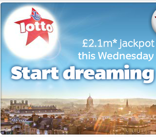 Lotto Picture UK national lottery