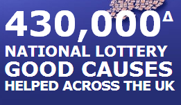 National lottery Good causes