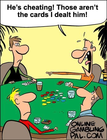 cheating-with-poker