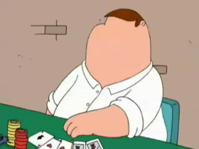 Howard family guy poker memes