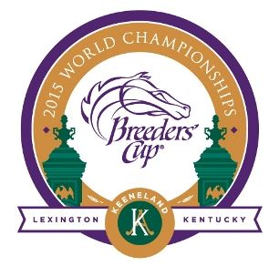 Here is the Breeders Cup logo