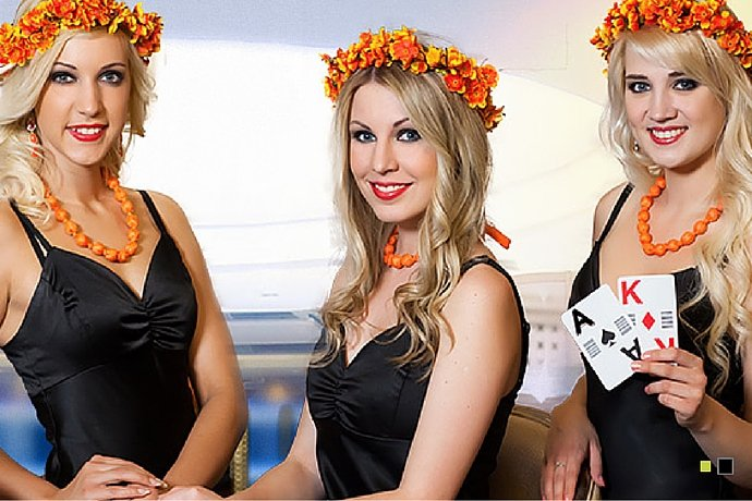 Which Casino has the Hottest live Dealers