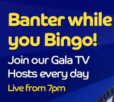 Banter while you bingo