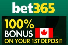 Bet365 bonus code Canada: 100% bonus up to $200