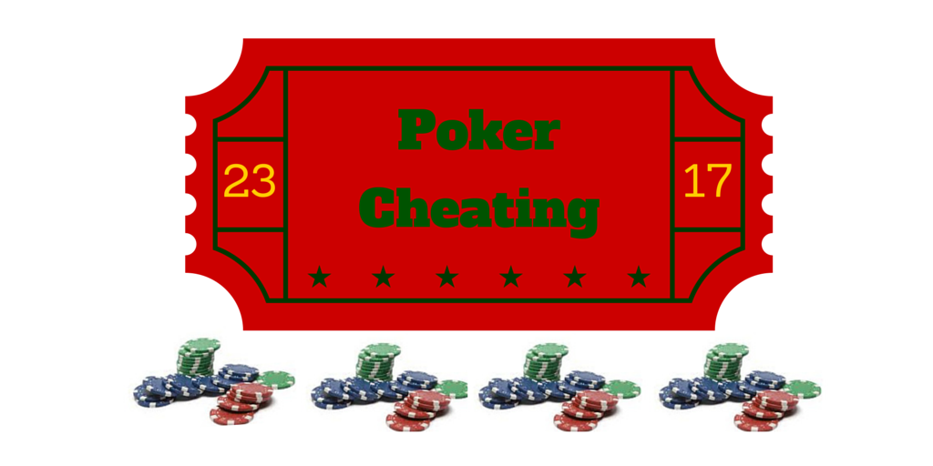 cheating at online poker