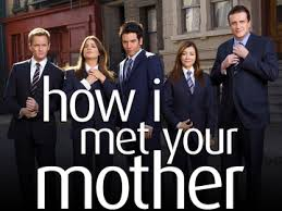How I Met Your Mother Logo Snapshot