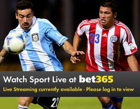 Live Streaming on Bet365