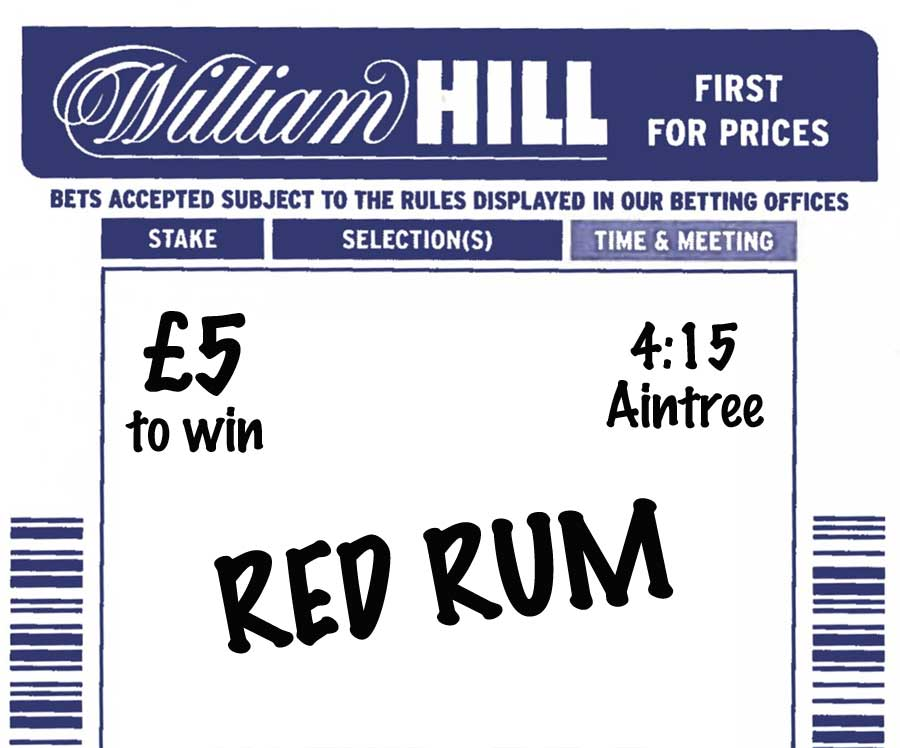 william hill betting slip