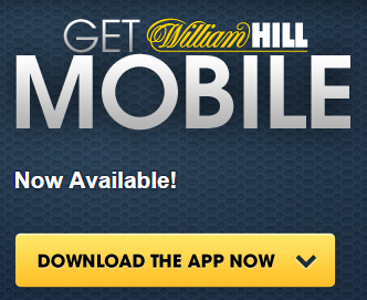 William Hill US mobile