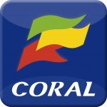 Here is the Coral logo