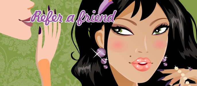 Posh bingo refer a friend