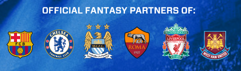Here are MondoGoal's fantasy partners