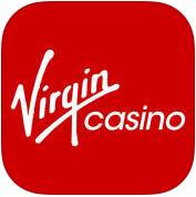 Here is the Virgin Casino app logo