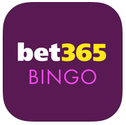 Here is the Bet365 Bingo app logo