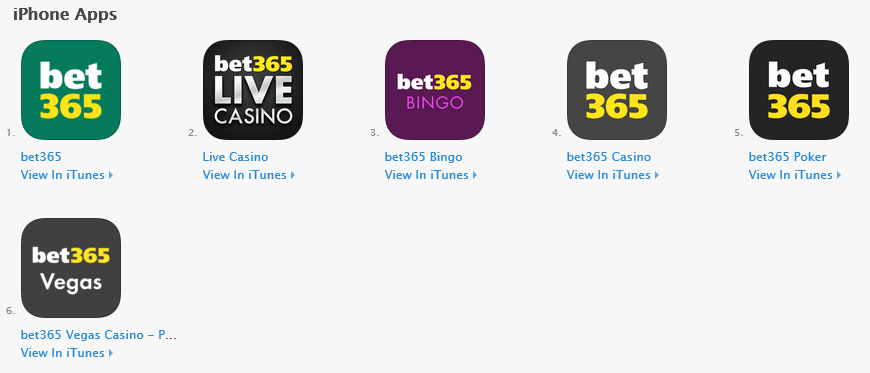 Bet365 poker app iphone