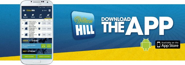 William hill poker android app download