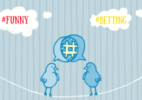 Betting Hashtags:use them right
