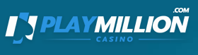 Here is the PlayMillion logo