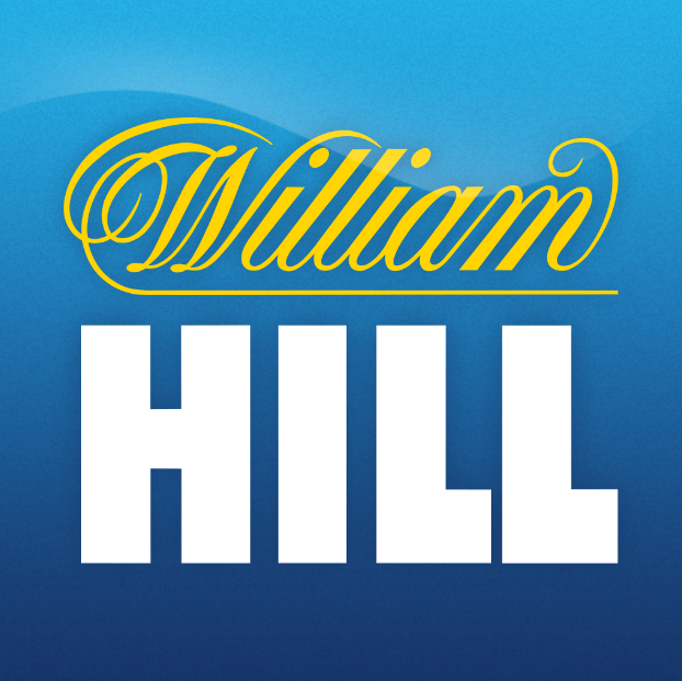 Here is the William Hill logo