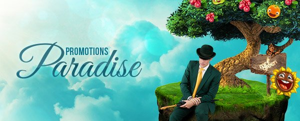 mr green promotions paradise