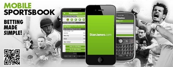mobile app Stan James