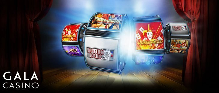 Gala Casino Bonus 2020 + Terms and Conditions