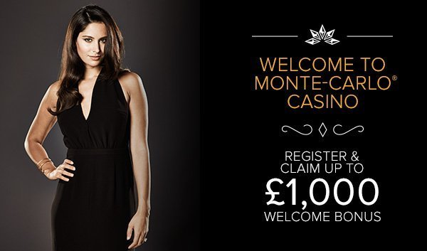 Monte-Carlo Casino Sign-up Bonus