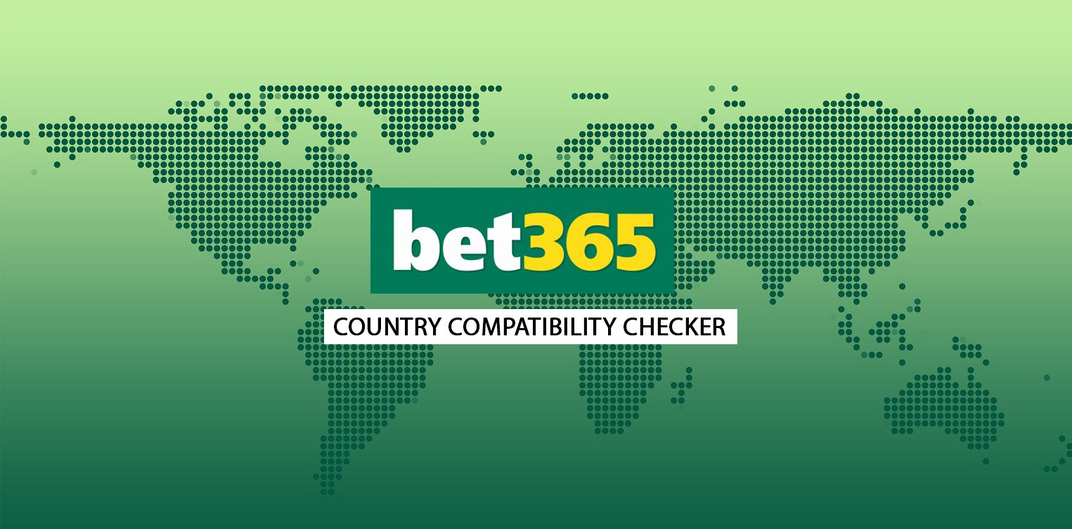 Bet365 legal country compatlibility checker
