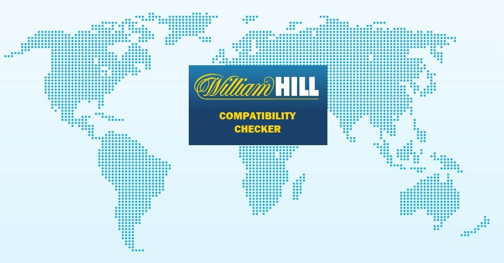 Is William Hill Legal in my Country?