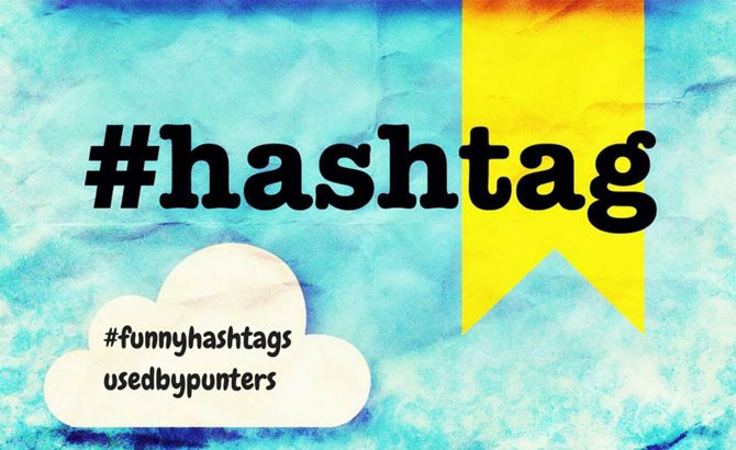How to Use Hashtags in Betting