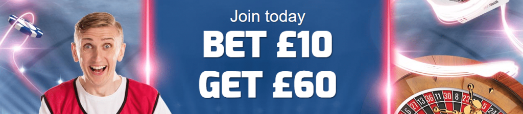betfred casino bonus terms