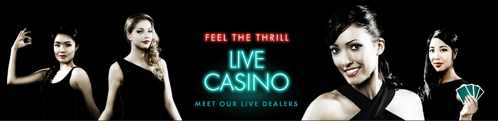 Bet365 Live Casino dealers